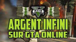 Obtenir De L'argent à L'infini Sur GTA Online ! Devenir