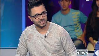 الفنان أحمد شوقي : كنت -بارصاوي- وأصبحت -مدريدي- بسبب العمل