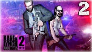 [Coop] Kane & Lynch 2: Dog days. Серия 2 - Ты убил не простую девчонку.