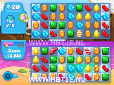 Candy Crush Soda Saga level 28