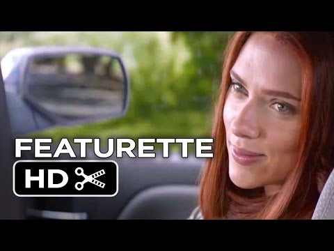 Captain America: The Winter Soldier Featurette - Black Widow (2014) - Scarlett Johansson Movie HD