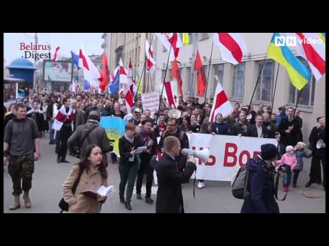Lukashenka Promised To Always Be With Russia, Freedom Day, Local Elections - Belarus Video Digest