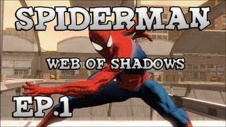 "Spiderman Web Of Shadows #1 ""He's Back!"""