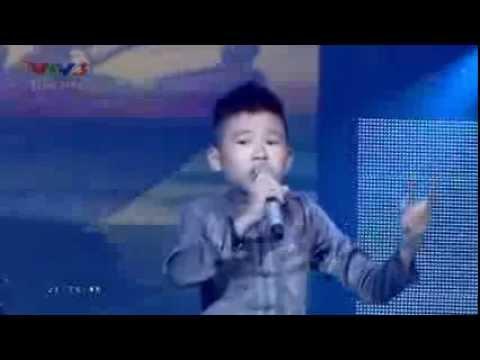 Trần Ngọc Duy -  Hồ Trên Núi -  Giọng Hát Việt Nhí Tập 13 -  Vòng Liveshow 4 -  Ngày 24 08 2013