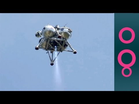 NASA's Morpheus Planetary Lander Makes Free-Flight Test