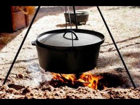Dutch Oven Cooking: Breakfast