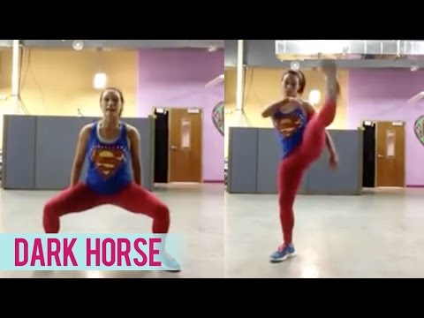 Katy Perry Dark Horse Workout - The Body Department ...