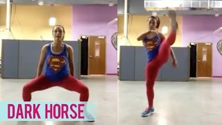 """Katy Perry """"Dark Horse"""" Workout Dance"""