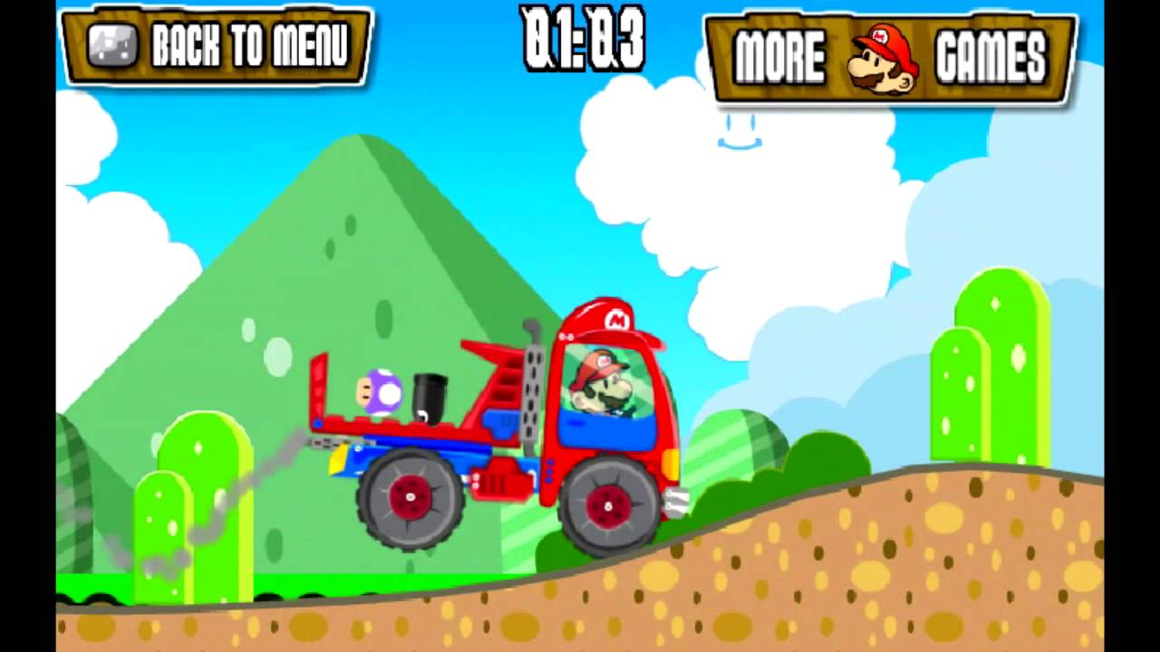 free online games super mario 3d