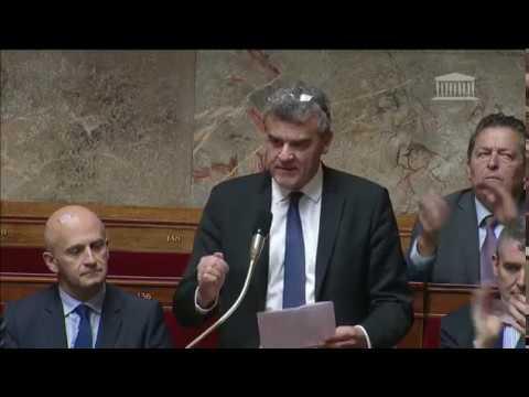 M. Jean-Pierre Vigier - Projet de loi de finances 2018