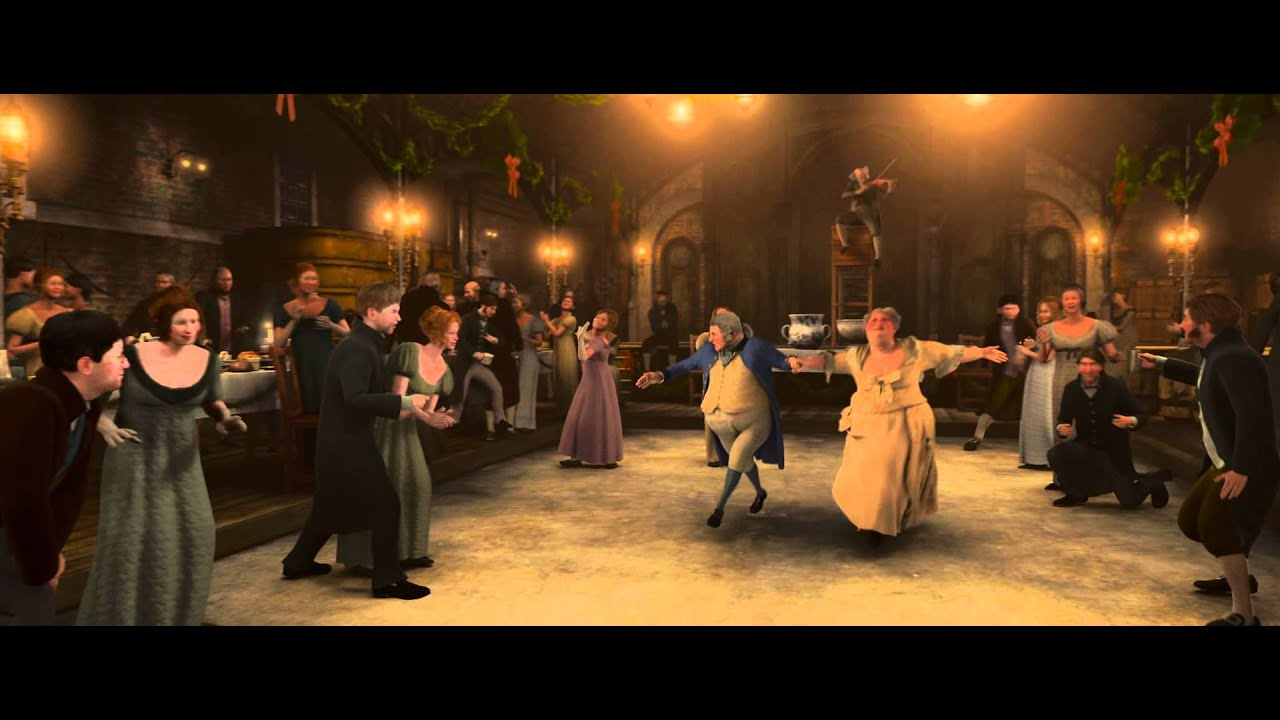Disney's A Christmas Carol - Trailer - YouTube