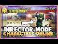 GTA 5 HOW TO GET SPACE RANGER DIRECTOR MODE CHARACTERS ONLINE GODMODE DM Glitches SaveWizard