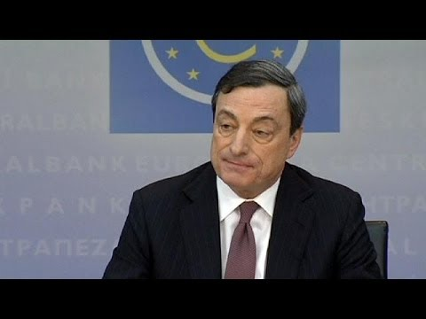 EZB-Chef Draghi: