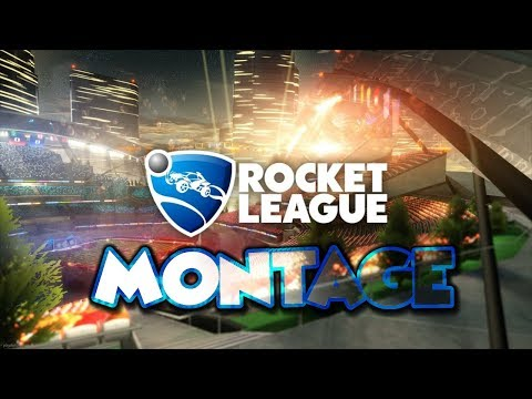 Rocket League Octane Freestyle Montage - Aerials, Redirects, Best Goals