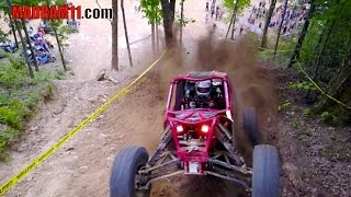 8 YEAR OLD CASH LeCROY SHOWS OFF THAT TURBO RZR HORSEPOWER. MadRam11 Багги Видео. Buggy Video.