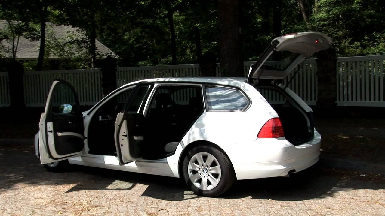 bmw 318d touring e91 mit comfort paket schlichter. Black Bedroom Furniture Sets. Home Design Ideas