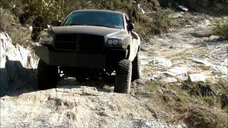"""2005 Dakota With 6"""" Jack My Ride Suspension Lift And"""