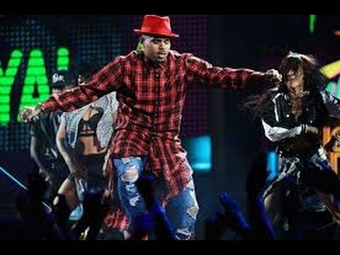 2014 BET AWARDS: Chris Brown New Flame featuring Usher & Rick Ross Review