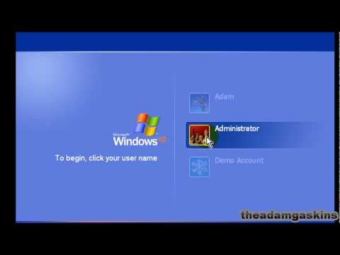 how to show ctr-alt-del on windows 7 login screen