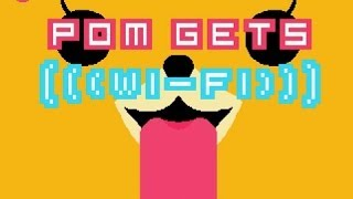 THIS GIRL IS ON FIRE - Pom Gets Wi-fi ending!