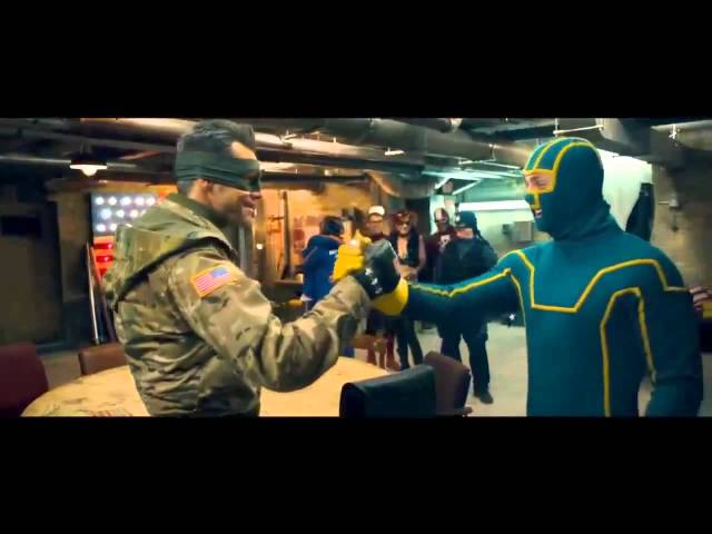 Kick-Ass 2 Trailer Oficial Legendado HD (2013)