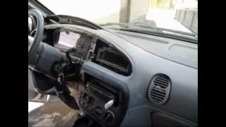 Quick Vid. 2000 Dodge Caravan Dash Removal And Front