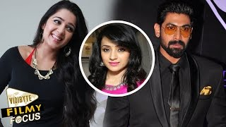 Rana Tweets Trisha, Charmi Joined In To Pull A Leg
