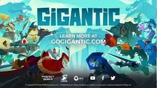 Gigantic - Open Beta Launch Trailer