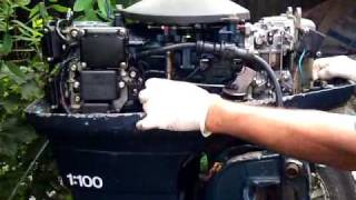 balancing of an outboard engine essay