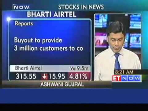 Stocks in news: IOC, Bharti Airtel, Mindtree