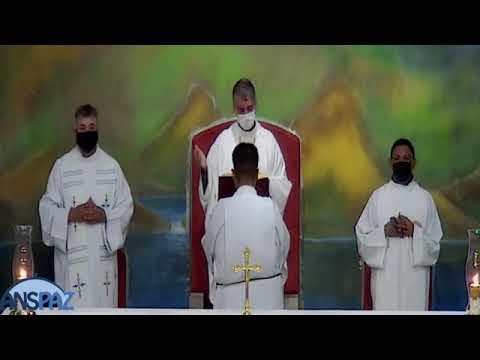 Santa Missa 1° mês de falecimento Padre José Sometti | 18.05.2021 | Padre Robson Antônio | ANSPAZ