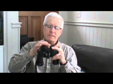 Bird Watching- Binoculars and Field Guides