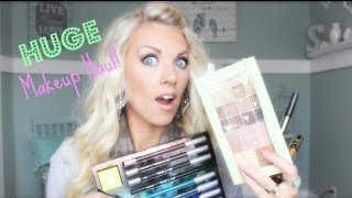 Samantha Schuerman – ❤ HUGE Makeup Haul ❤