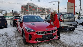 Audi Ауди RS7. Копили на немца, получили корейца. Елена Лисовская Видео.