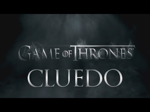 Game of Thrones Season 4 cast play Cluedo GoT style