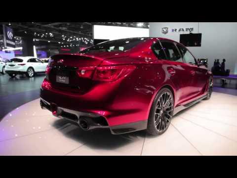 Infiniti Q50 Eau Rouge Concept [2014 Detroit Auto Show]