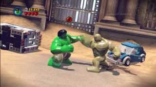 LEGO Marvel Super Heroes Hulk Vs Abomination
