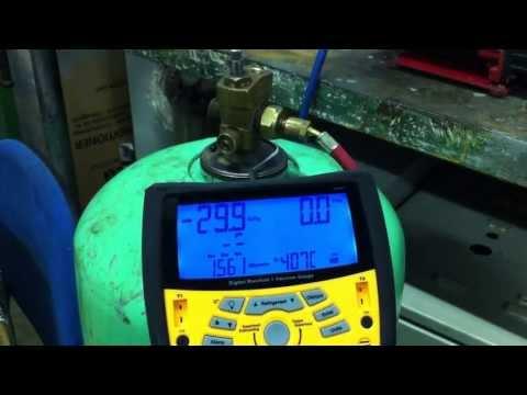 Fieldpiece SMAN3 vacuum test