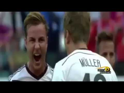 Germany vs Portugal 4-0 All Goals and Full Highlights | FIFA World Cup 2014