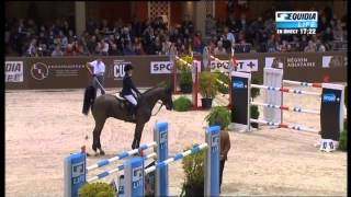 Bordeaux  2013/02/10 - Grand Prix -  CSI-W5* 1,60 m  Jump-Off  Jumping