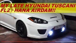 My complete '08 Hyundai New Tuscani!! (tiburon, coupe) Aug, 2012