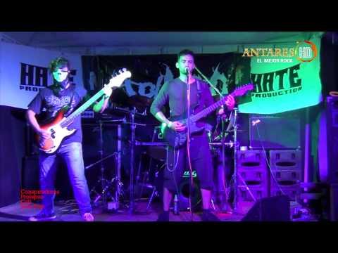 Hate Fest Cali - Prolapso. Antares El Mejor Rock
