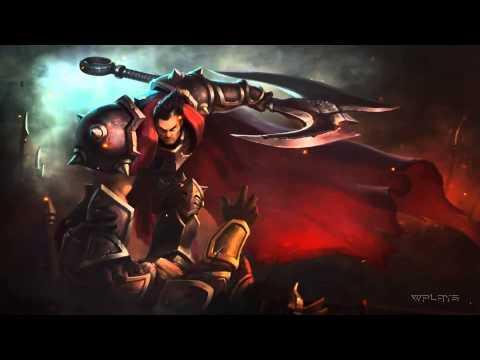 League of Legends - Darius Login Screen and Music [1080p]
