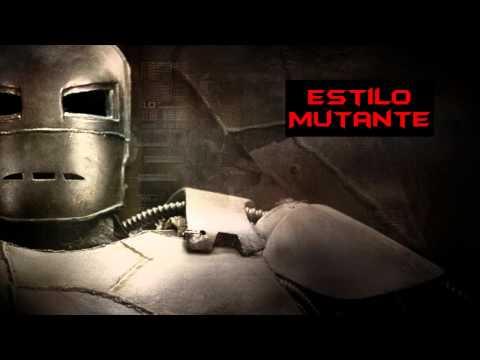 CORPO BLINDADO - ''B-Dynamitze ( ESTILO MUTANTE)