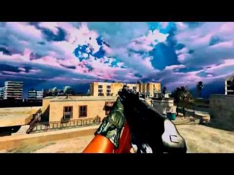 Incredible Strike run by Jakcod4 (CoD4) (PC)