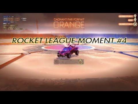 Rocket League Skills & Goals #4