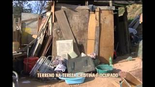 Fam�lias ocupam �rea sem a m�nima estrutura em  Belo Horizonte