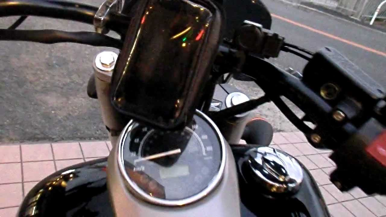 Honda Shadow Phantom Youtube
