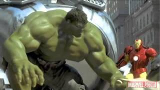 Homem de Ferro, Hulk e Homem Aranha Juntos view on youtube.com tube online.