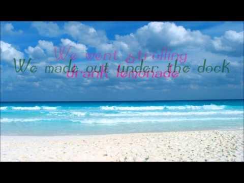 Olivia Newton John and John Travolta ~ Summer Nights Lyrics